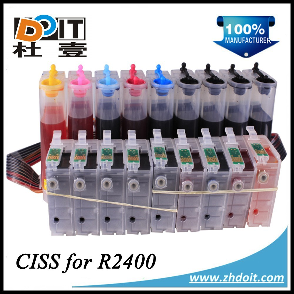 Continuous Ink Supply System For Epson T0591