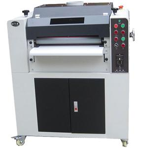 New Multiple rollers uv lamination machines