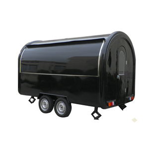 New arrival mobile snack japanese food cart