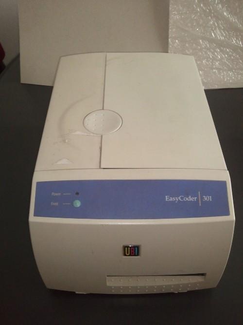 Label Printer Ubi Easycoder 301