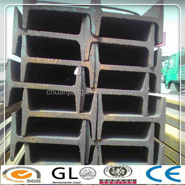 steel per ton of SS400 Hot Rolled i beam steel for lowes ceiling beams use
