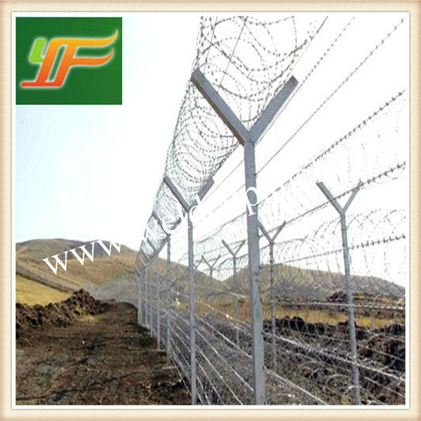 Razor Wire Prison Fence, Razor Wire Prison Fence Suppliers and ...