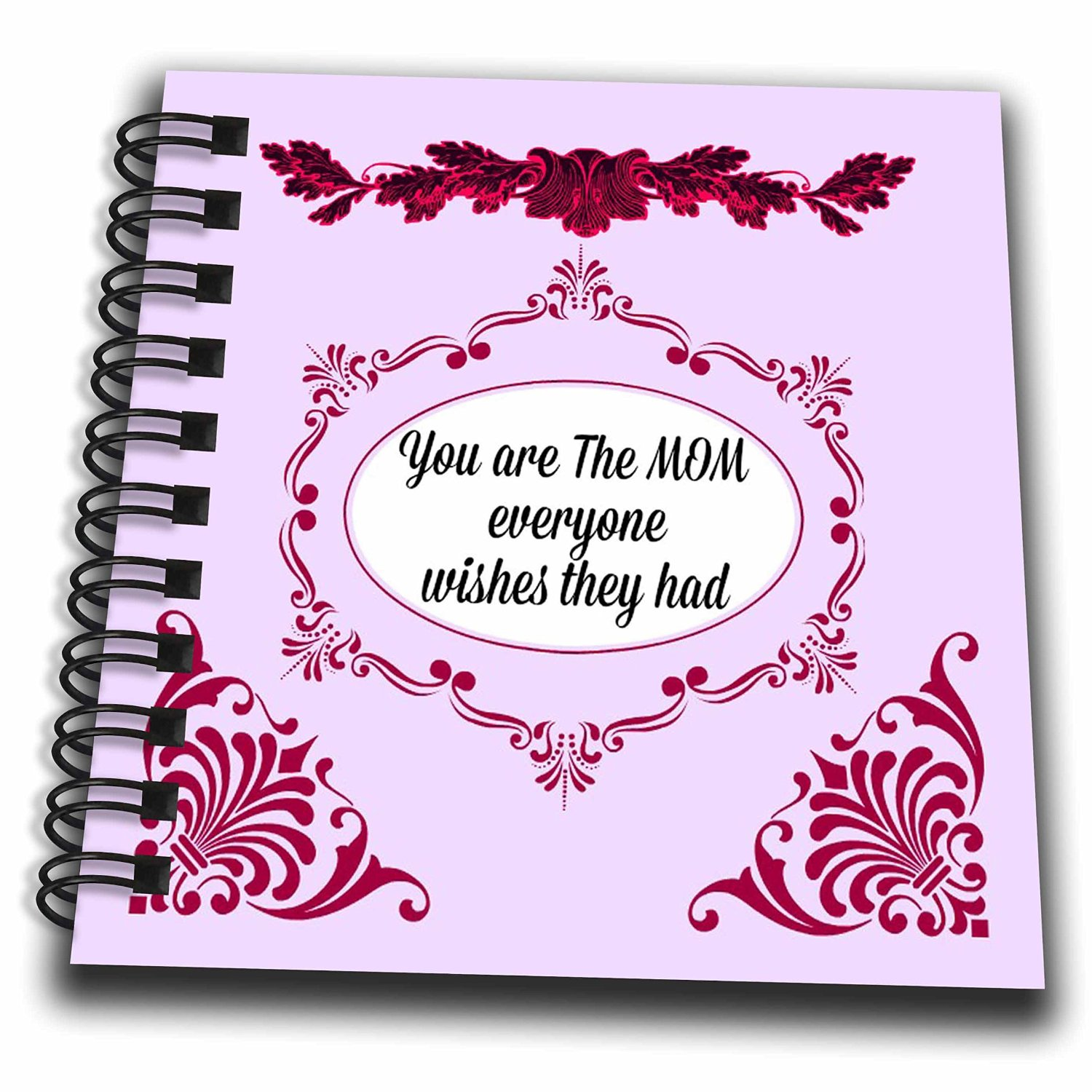 RinaPiro - Quotes - You are the mom everyone wishes they had. Popular saying - Mini Notepad 4 x 4 inch (db_214166_3)