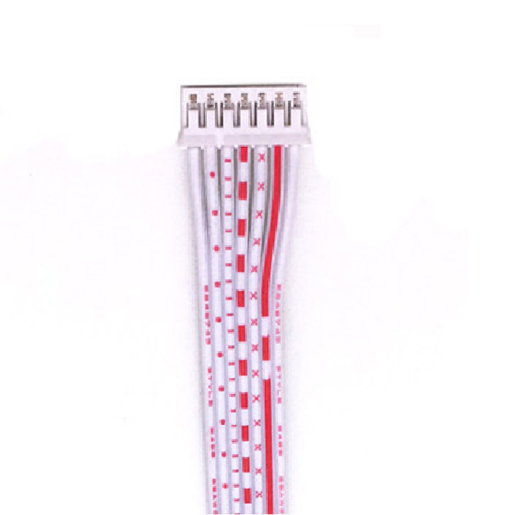 Molex Mini-Fit Jr 4.2mm Pitch 3 Pin Connector Wire Harness with Single Row 3 Circuits