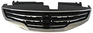 OE Replacement Nissan Datsun/Altima Grille Assembly (Partslink Number NI1200236) by Multiple Manufacturers