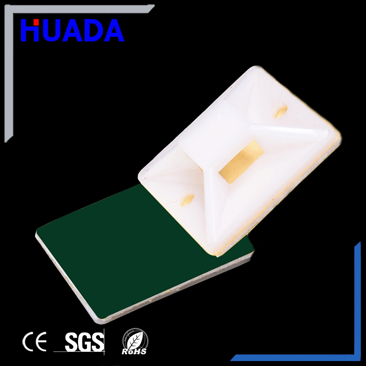 Made in China 30mm saddle type cable tie mount