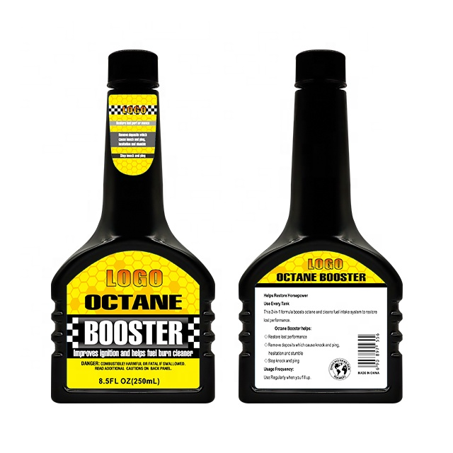 Factory Low Price octane booster 250ml engine <strong>cleaner</strong>
