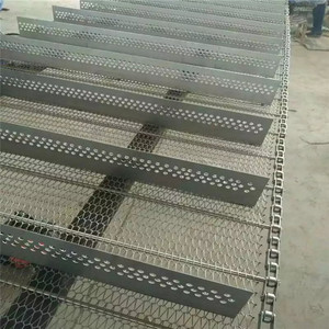 Very fine stainless Factory customized stainless steel wire mesh belt