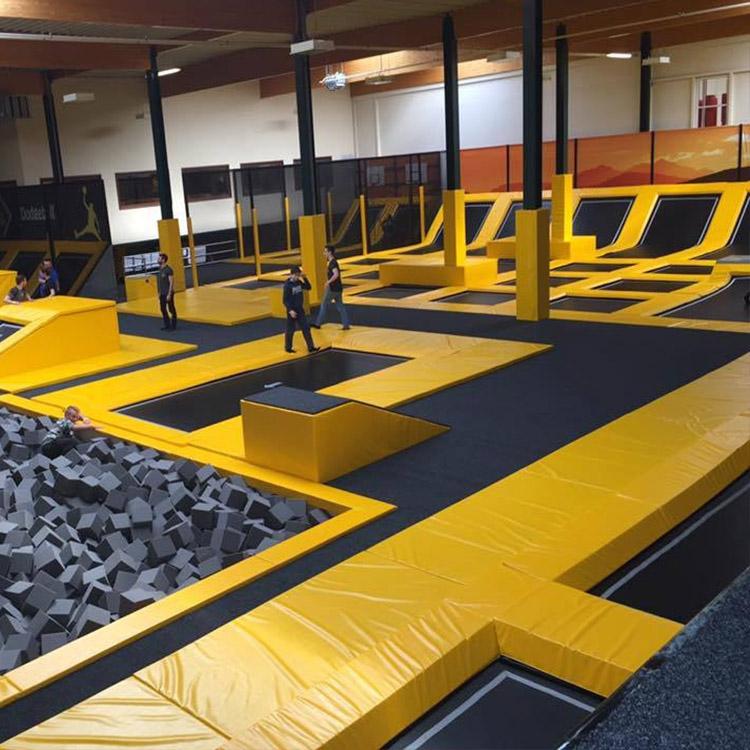 Jumping Mat GS zone Indoor Trampoline Park