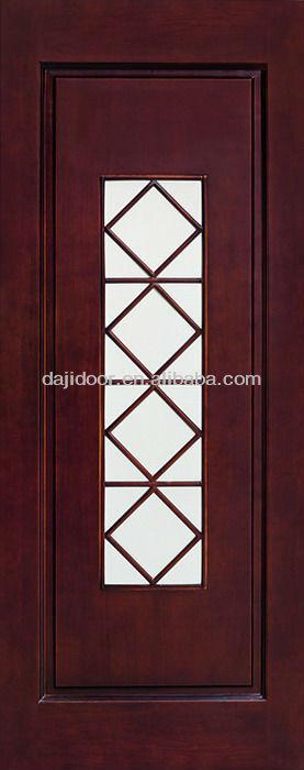 Veneer Wooden Flush Doors With Glass Veneer Wooden Flush Doors With Glass Suppliers and Manufacturers at Alibaba.com & Veneer Wooden Flush Doors With Glass Veneer Wooden Flush Doors ... pezcame.com