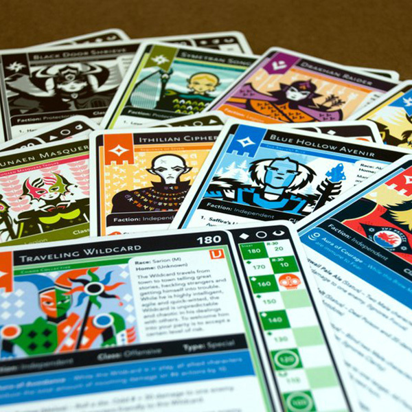 Hot Seller Custom Trading Card Game Printing With Good Design ...