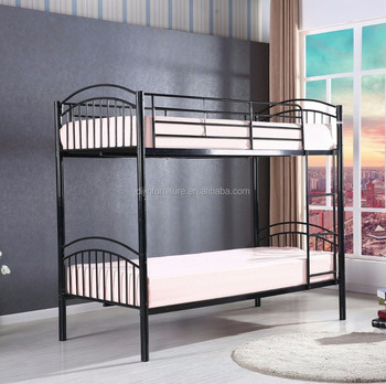 Quebec Red Single 3ft Twin Bunk Bed Children S Furniture Metal Kids Sleeper Buy High Sleeper Bed Kids Mid Sleeper Beds Childrens High Sleeper Beds