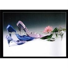 Crystal Shoes Gift As Crystal Wedding Gifts Favors