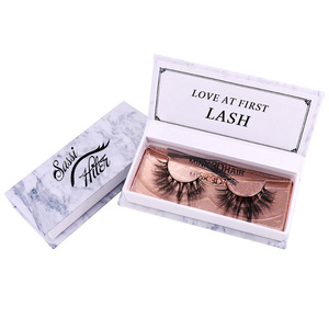 Whosale Price Charming 3D Mink Strip Eyelashes Suppliers