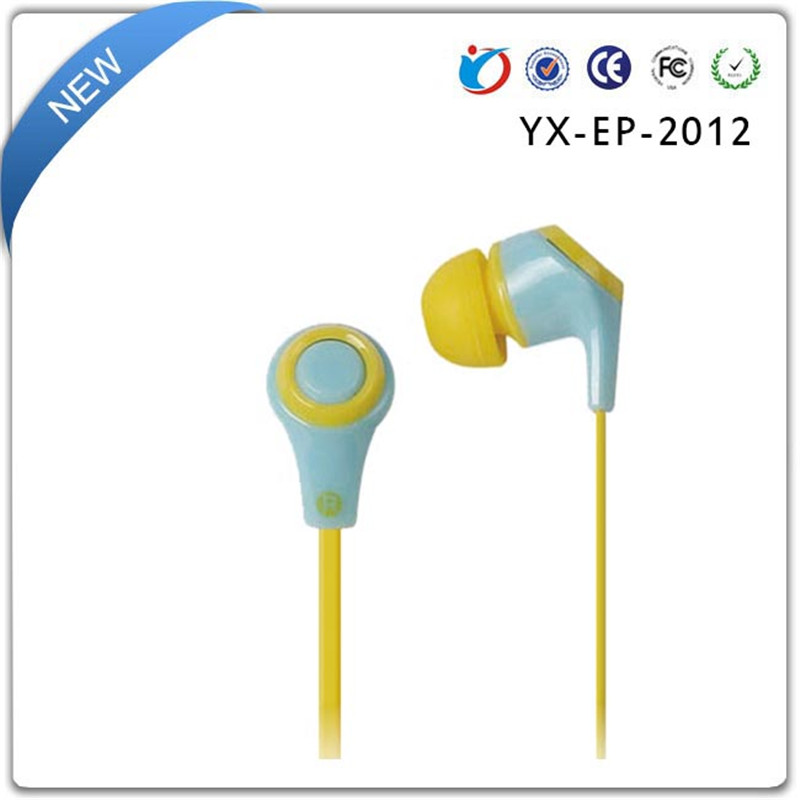 New Cheap Earbuds For Promotion MP3 Use