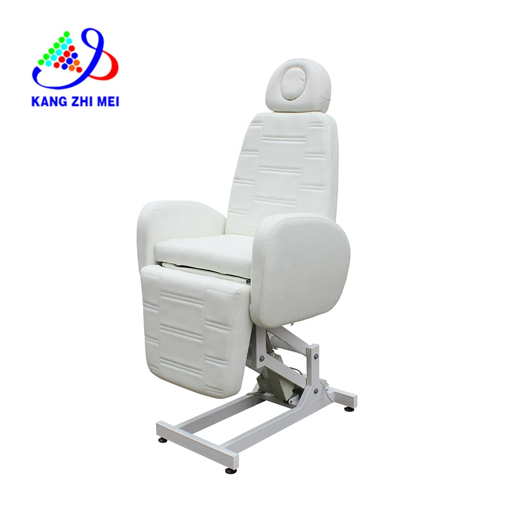 Simple multifunctional bed for folding electric physical therapy table for sale KM-8837