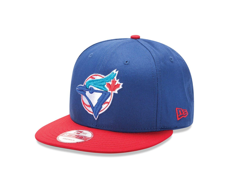fd40d36d9ef Get Quotations · 2TONE MLB Basic Toronto Blue Jays 9FIFTY Snapback