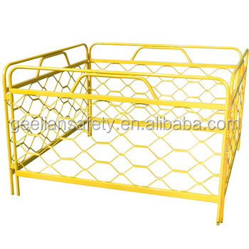 security site fencing panels 6x12 feet chain link temporary fencing