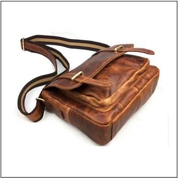 97ed40c8a9d1 Best Selling Men Leather Shoulder Bag Brands Leather Man Bag - Buy ...