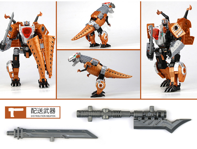 2018 NEW toy 5 in 1 transform dinosaur robot toys for kids
