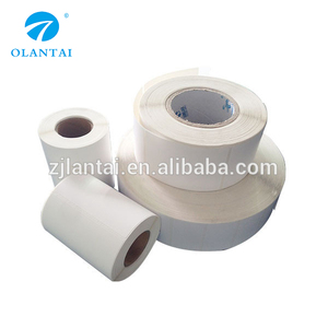 Adhesive 57mm 58mm thermal paper roll