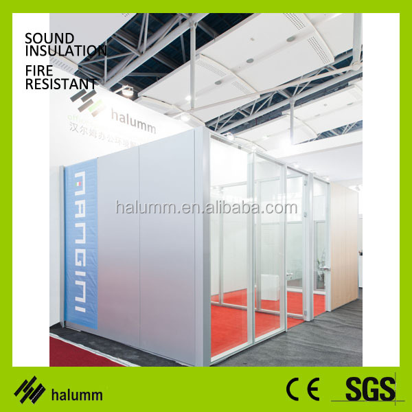 Glass Cubicle Partition Materials Used Building Partition