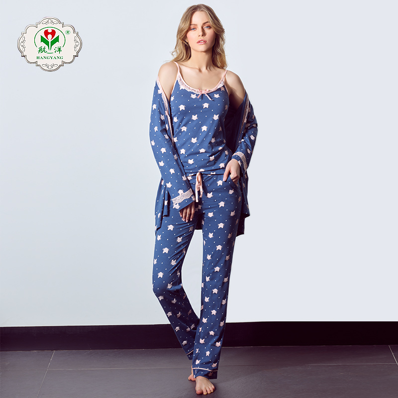 Wholesale stylish satin long girl sleepwear women nightgown