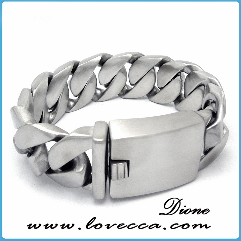 fashion jewelry latest medical bracelets stainless steel