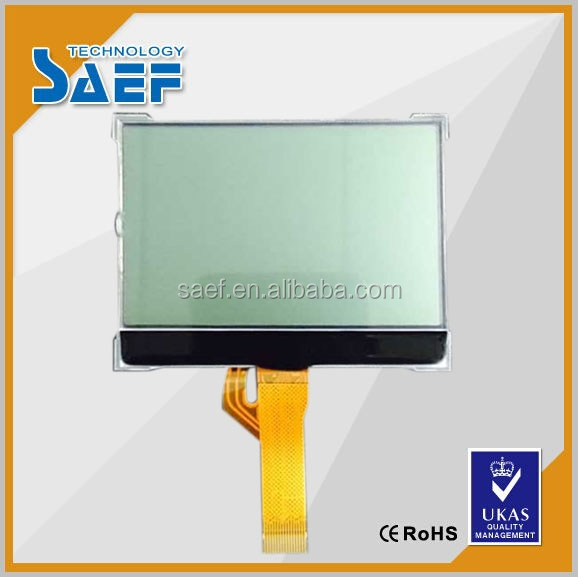 FSTN LCD 128x64 Characters lcd Display with White backlight