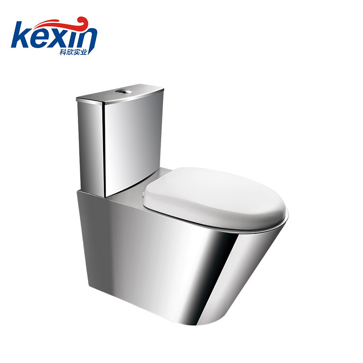 China Professional Manufacture Stainless Steel Toilet Pan