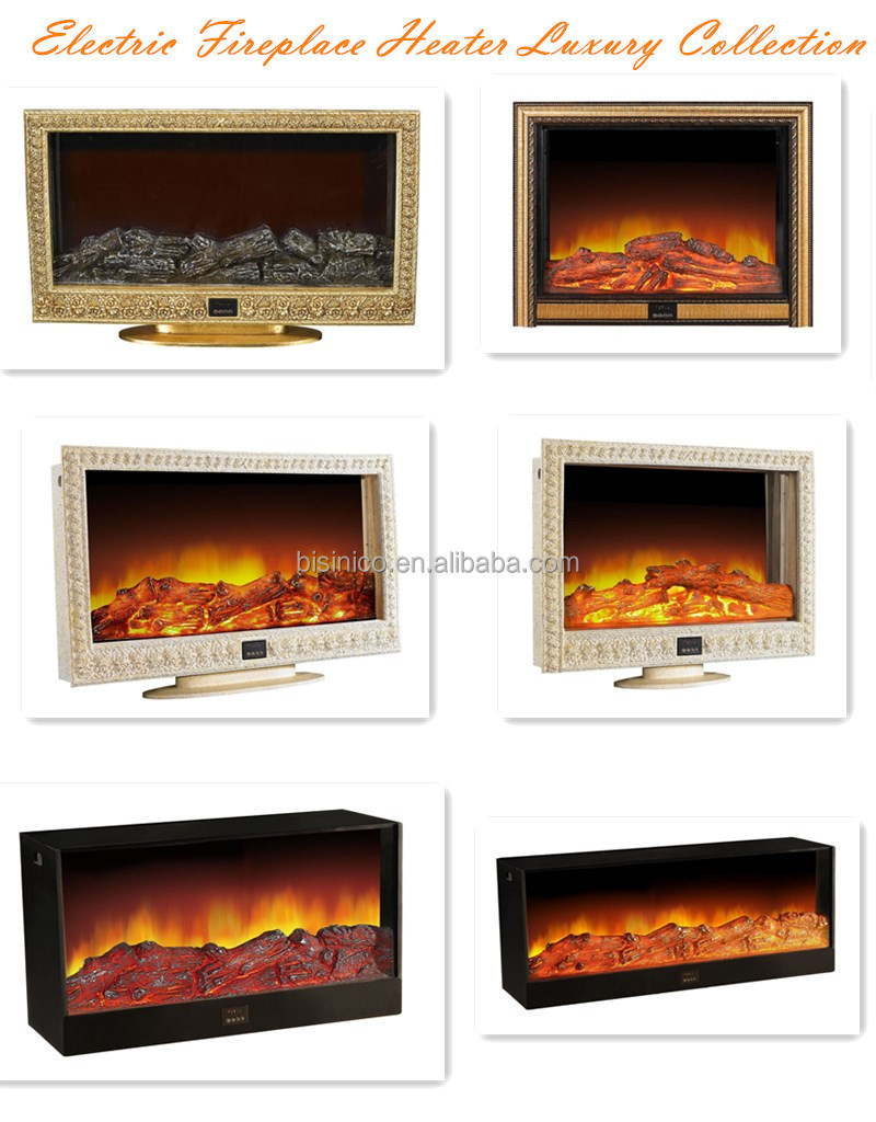Frence Hand Painted Wooden FireplaceElegant Home Decorative