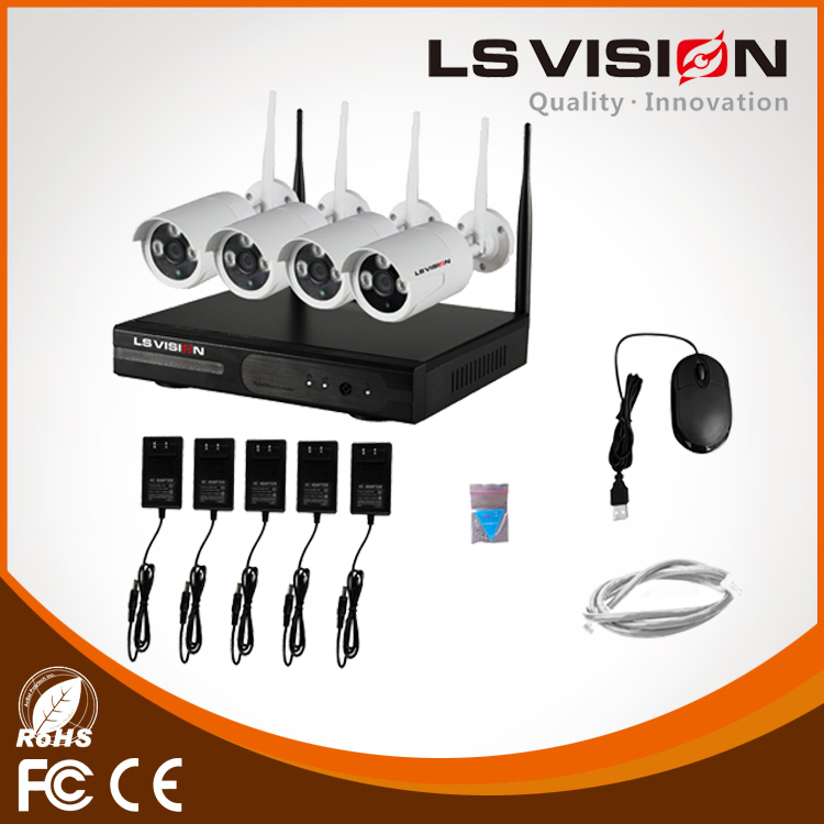 LS VISION mini wifi ir ip camera, ip camera wifi module, wireless security camera with sd card slot