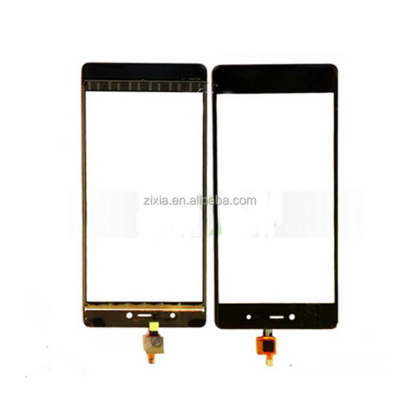 Cell phone Touch Screen pc Touch Panel Sensor Touchscreen For Wiko Fever 4G Touchscreen Front Glass Parts Free Shipping