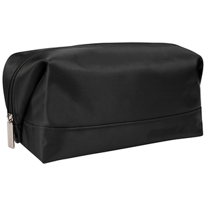 Keep grooming essentials in one spot pliable for easy storage mens travel cosmetic toiletry bag