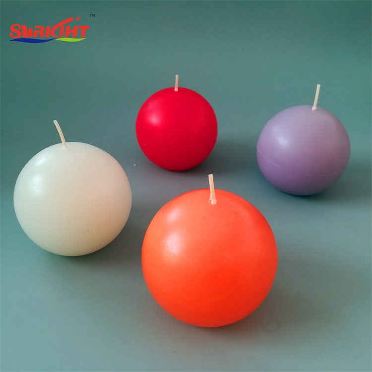 Church 3 Inch Bar Hotel Use Scented Ball Candle