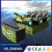 Hot Sale New Product Amusement Park Indoor Outdoor Virtual Reality Game Equipment 9D VR Cinema Simulator