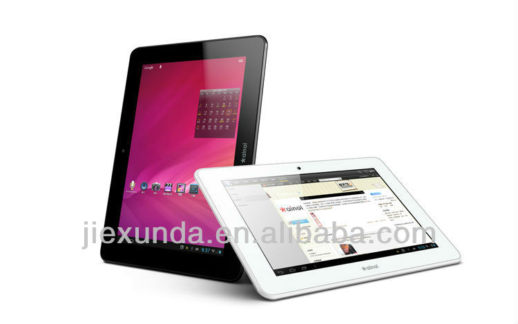 China Cheap Prices 7'' Ainol Novo7 Venus Quad core tablet IPS 1280x800 1GB ram 16GB Rom Cortex A9 ATM7029 Android 4.1