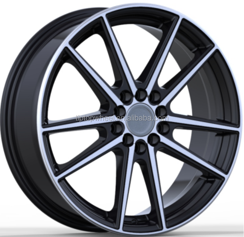 replica alloy <strong>wheels</strong> 5x114.3 16 17 inch