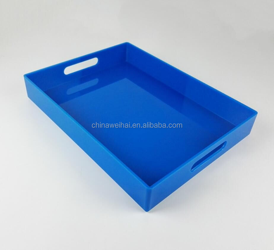 Color Acrylic A4 Paper Tray