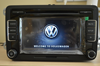 VW Car Radio Stereo RCD510 Original Radio With Code Golf 5 6 Jetta CC Tiguan Passat Polo Support USB without RVC