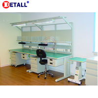 Directly producer for Technician Durable ESD Warehouse Work Table Customized Steel Workbench