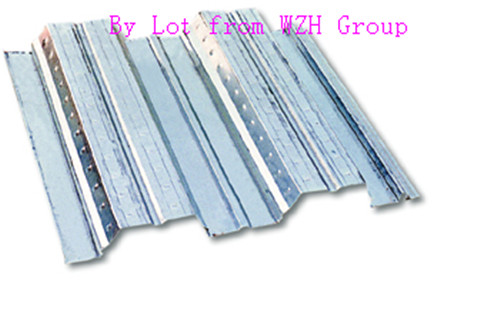 zinc coated metal sheet/ plate floor plate