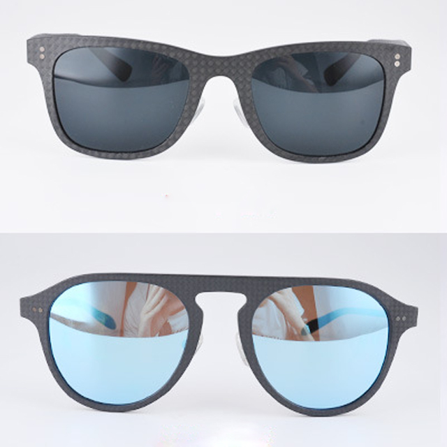 Accept OEM Real Carbon Fiber Sunglasses