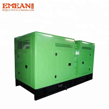 China factory three phase 50kw diesel generator price