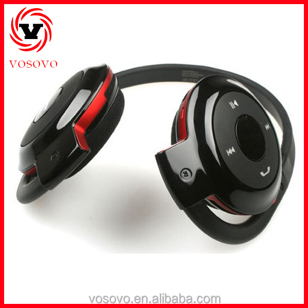 stereo bluetooth headset headphone bh 503 stereo headset sports neckband high. Black Bedroom Furniture Sets. Home Design Ideas