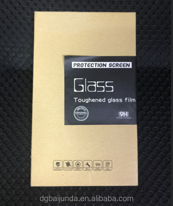 book box for tempered glass screen protector