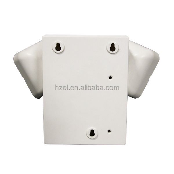 Non-maintained Rechargeable Two Head Led Emergency Panic Light ...