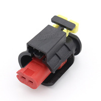 2 Way TE AMP Tyco auto connector 284556-1