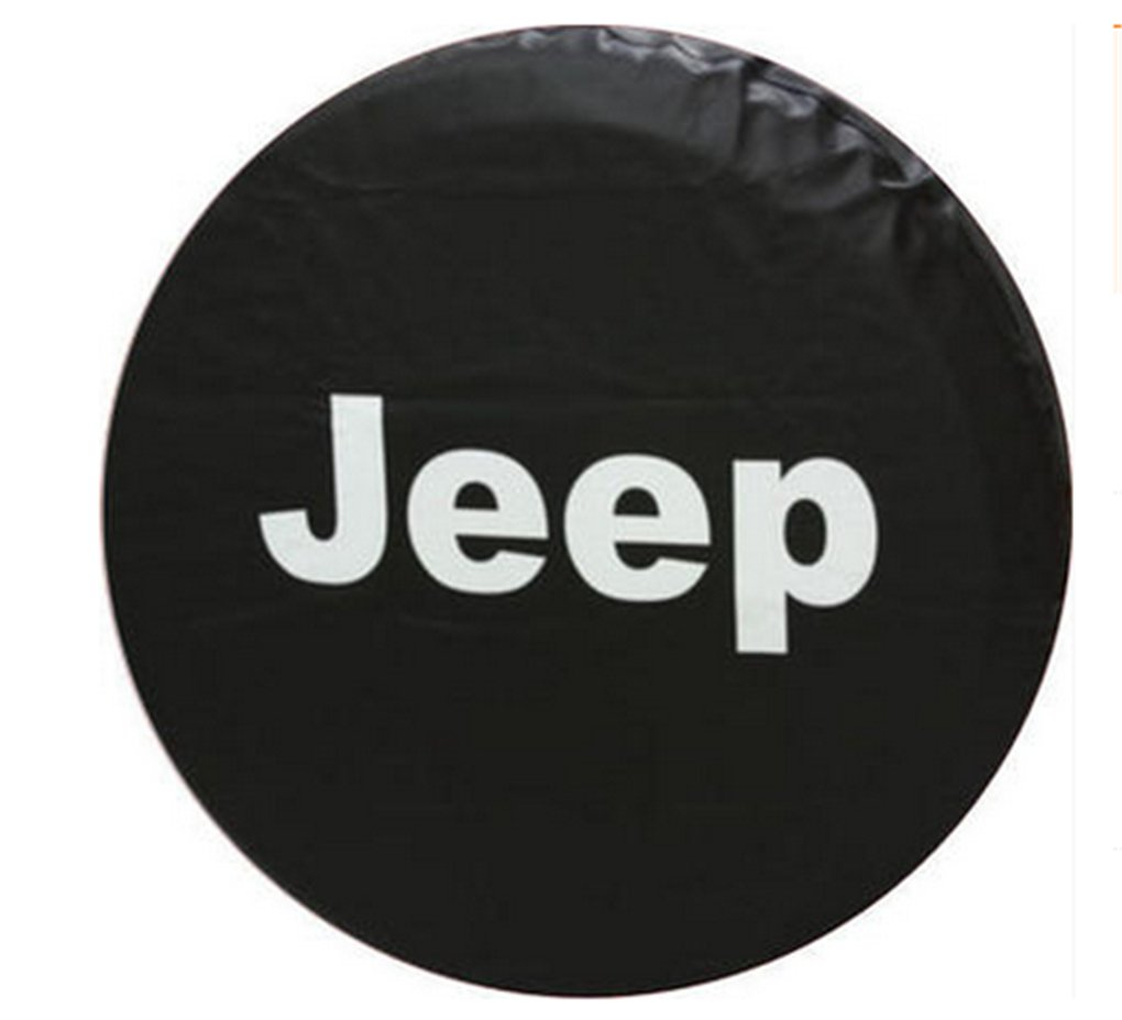 7a1afe71d5f Get Quotations · Styling Canvas Spare Tire Cover 17 Inch For Jeep  Wrangler