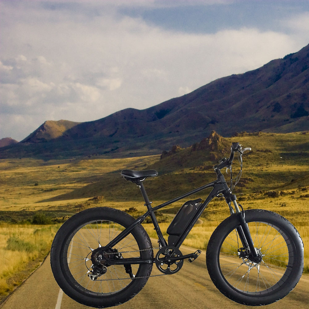 It's fit you! Electric mountain bike, cool mountain ...